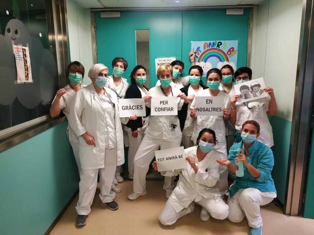 Pediatria Urgències Hospital Arnau de Vilanova de Lleida