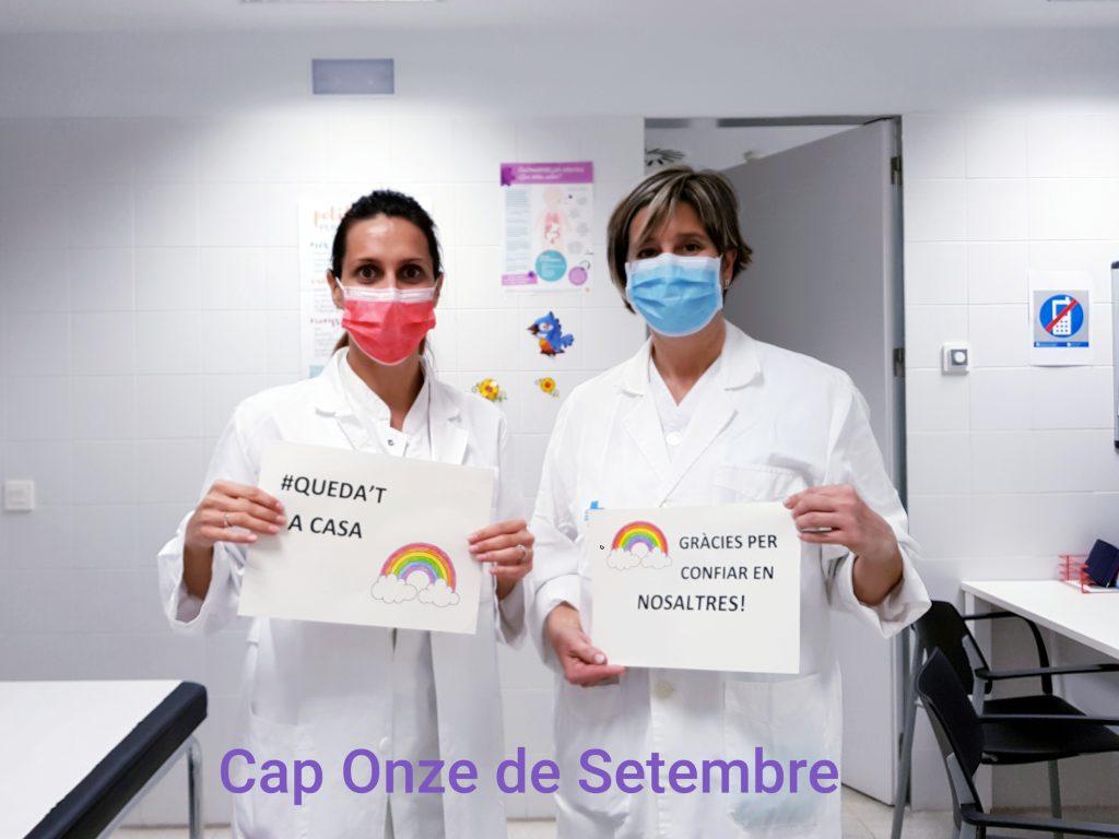 Pediatria CAP Onze de setembre Lleida